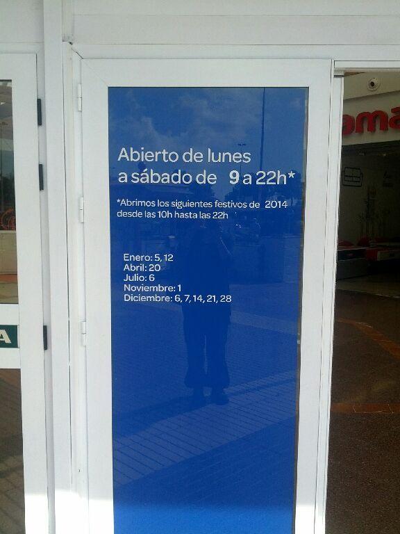 Hipermercado Carrefour Alfafar - Valencia - horarios de ... - photo#41