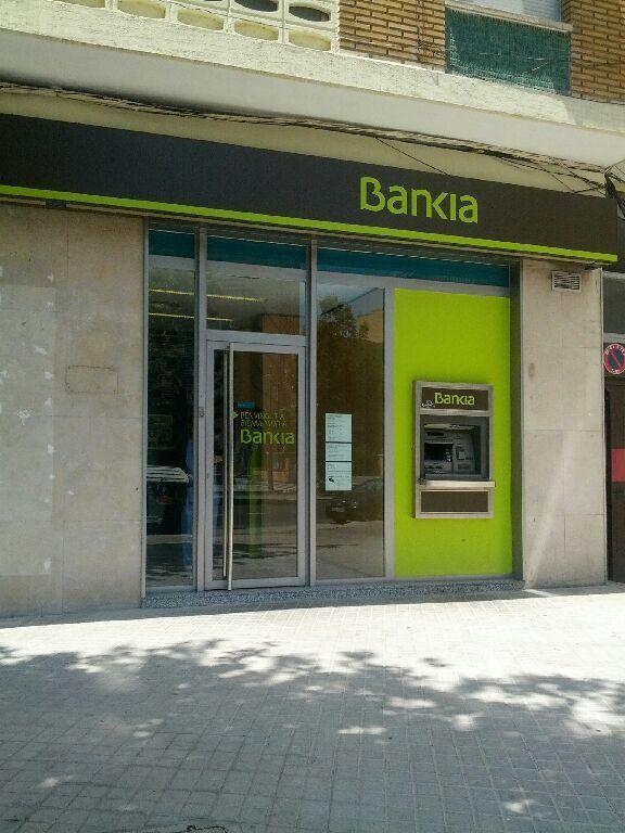 Bankia valencia horarios de apertura direcci n tel fono for Horario oficina correos valencia