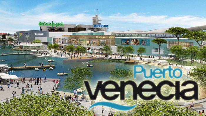 parque comercial puerto venecia horarios de apertura